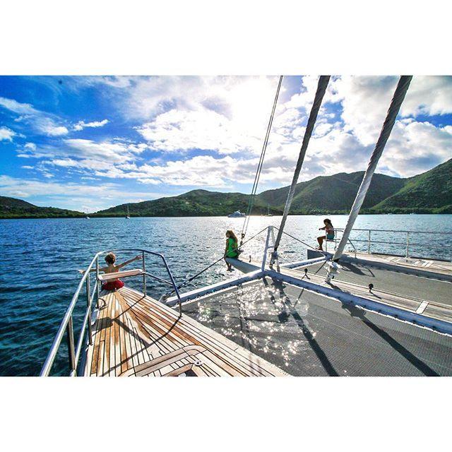 Catamaran Virgin Islands Vacation: 16 Best Bvi Sailing Charter Images On Pinterest