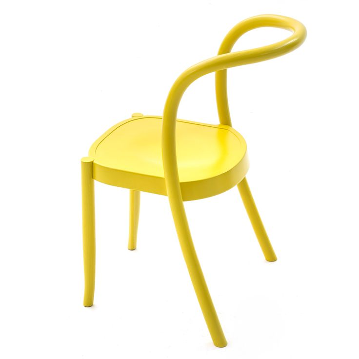 st. mark by martino gamper for moroso rethinks traditional bentwood chair