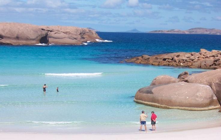 Yet another stunningly beautiful Esperance beach!
