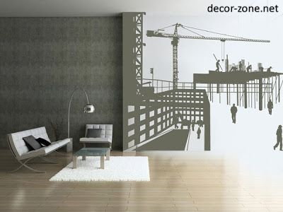 15 creative vinyl wall sticker ideas for all rooms | Sticker