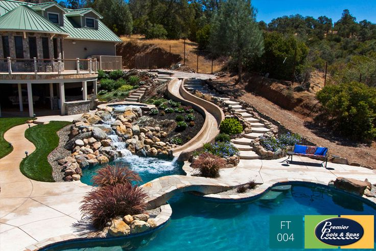Custom Swimming Pool Features When designing your dream pool, think beyond just the water-filled hole in the ground. Think about the tile work, the lighting, the waterfalls, the integration with your yard… there are so many features you can add to really make your pool...