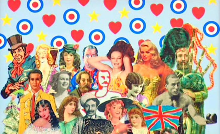 The Father of The Pop Art movement in Britain, Sir Peter Blake is probably best known for his Sergeant Pepper's Lonely Hearts Club Beatles a...