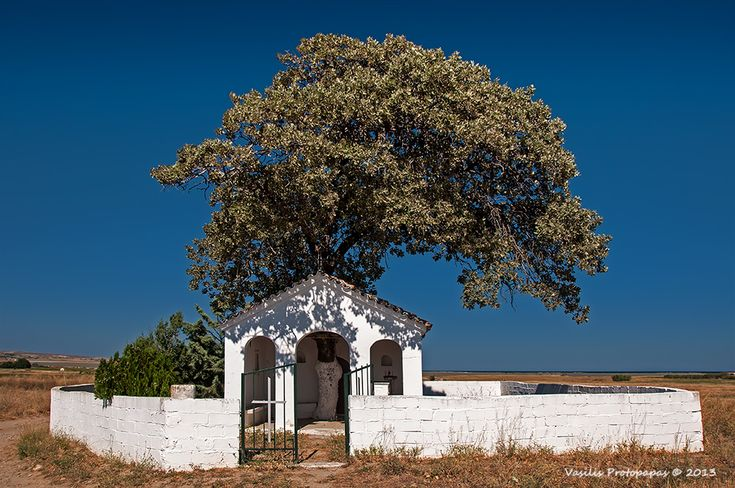 Lemnos. Chapel through the eyes of vasilpro