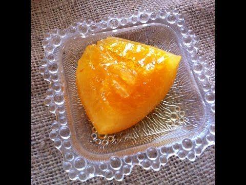 Αγάπα Με Αν Dolmas: Γλυκό Κουταλιού Πορτοκάλι / Orange Spoon Sweet - YouTube