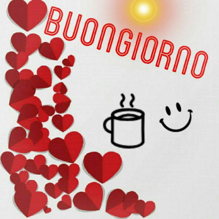 Красивые картинки на итальянском языке с пожеланиями доброго утра, байкеру днем