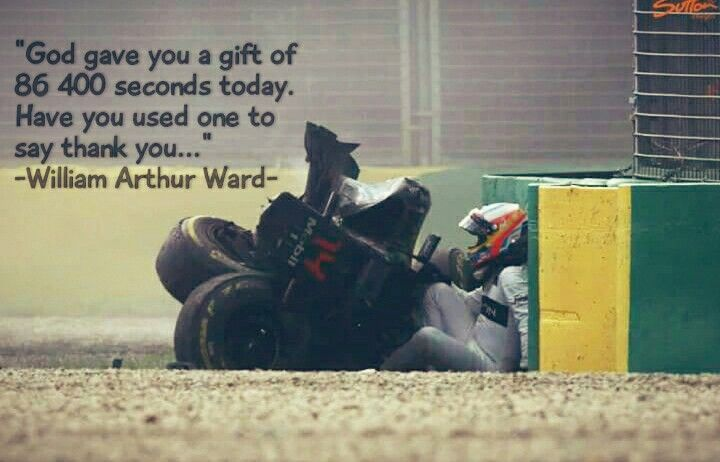 """""""God gave you a gift of 86,400 seconds today. Have you used one to say thank you..."""" -William Arthur Ward-  Have we be grateful today? All the best and keep on grinding! ☕☕  #goodmorning #morningbooster #begrateful #gratitude #riseandgrind"""