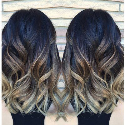 This pic from @behindthechair beautiful tones.   If I had to guess a level 3 roots,  level 5 or 6  w/ 30 vol.  balayage from mid shafts down process 30-45 mins. No heat.  Shampoo then dry &  prep for ombre either lanza decolorizer or light master 20 volume no heat.  Then rinse & tone with chrome 9B champangne for 5-10mins.  Shampoo olaplex #1 then #2 cut hair with 2 in it.  Then back to sink for final shampoo & conditioner.  So want to do this on one of my clients...... @hairbyjennd