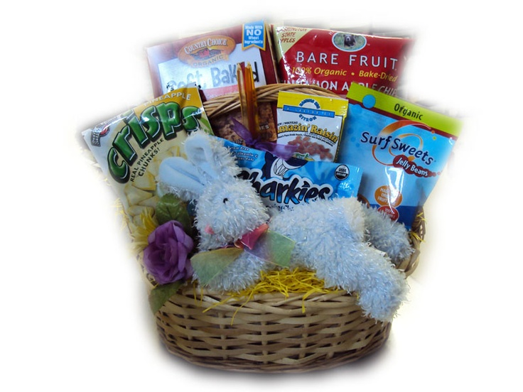 14 best healthy easter basket gift ideas images on pinterest some bunny loves you healthy easter basket negle Image collections