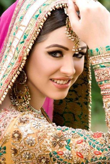 Pakistani Bridal Makeup!