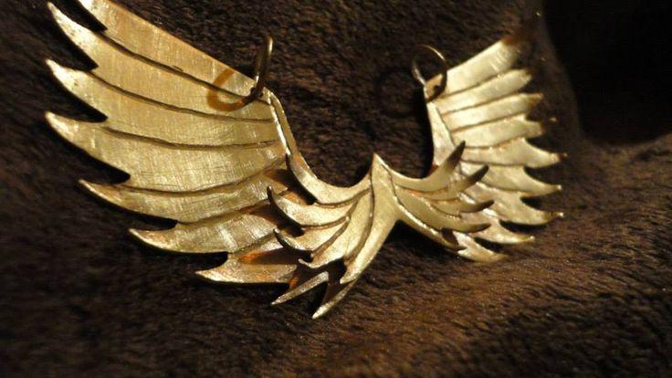 """#copper #medal  #""""wings"""""""