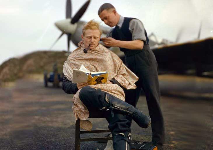 Photo by: Boredomtherapy.com. Las barberías han sufrido un revival y ahora son lo más trendy gracias a su concepto innovador y excelente servicio. - Las mejores barberías del mundo. -