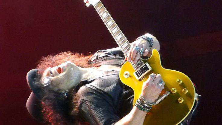 "Guns n' Roses ""Slash Solo""&""Sweet Child Of Mine"" Mpls,Mn 7/30/17 HD"