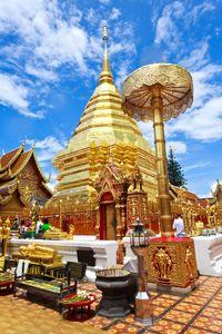 6-Day Northern Thailand Tour: Ayutthaya, Sukhothai, Chiang Mai and Chiang Rai from Bangkok #chiangmai #chiangrai