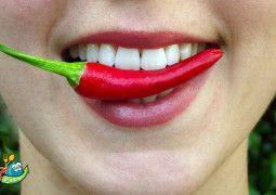 Benefits of Chilli ! Change your Mood !