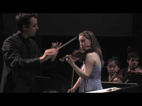 Fratres by Arvo Part performed by Cailtin Kelley