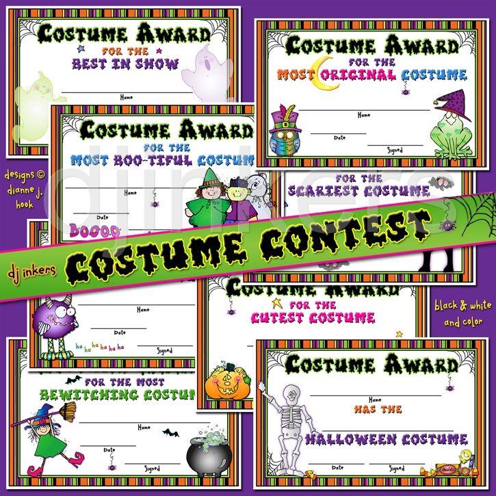halloween contests ideas office