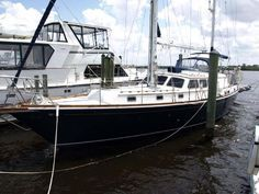 LYRIC Gulfstar 47 Sailmaster - Boats for sale - YBW