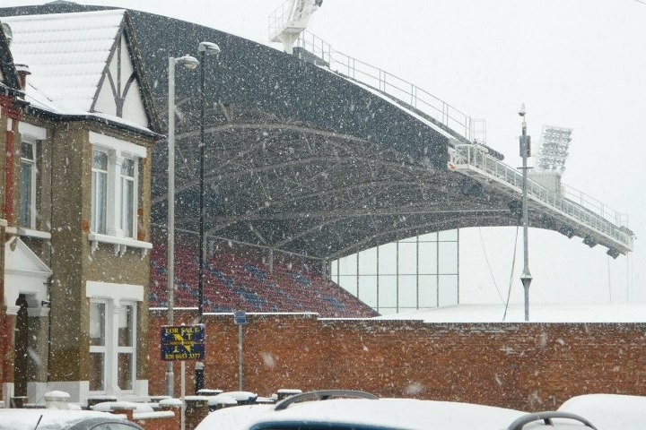 Snowy Holmesdale #cpfc