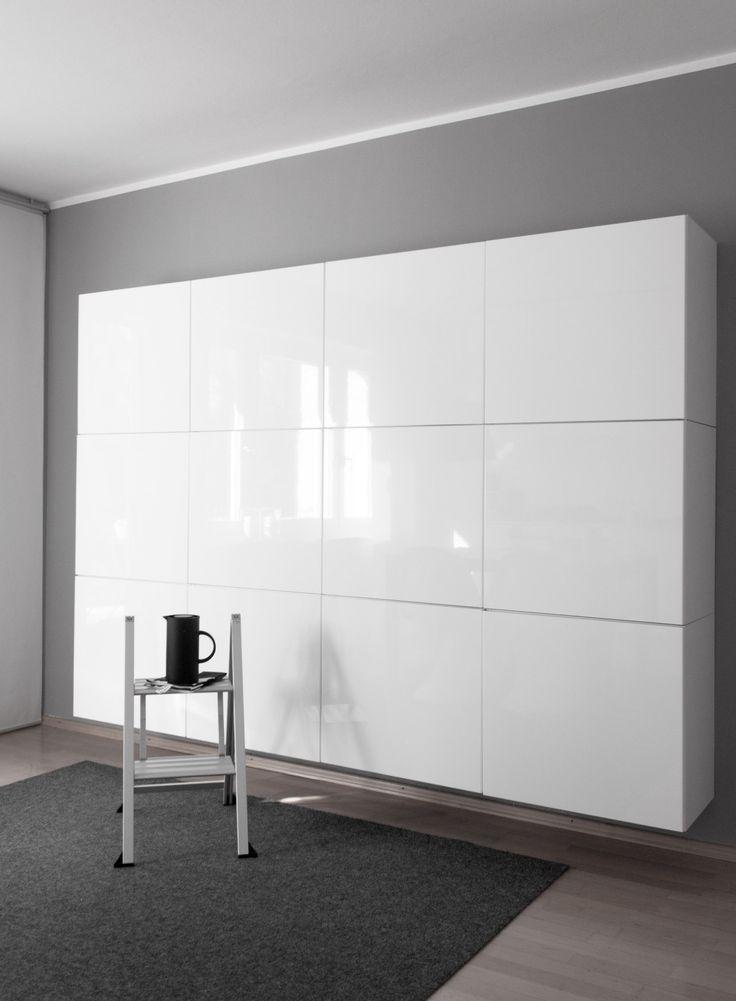 616 best ikea besta images on pinterest lounges. Black Bedroom Furniture Sets. Home Design Ideas