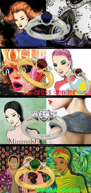 Las tendencias de joyería para 2014  Time to maybe get your old jewelry out and recycle? :-) I'm loving these trends!   #twins_diamonds #twinsdiamonds Twins-diamonds #jewelrytrends #fashion #diamonds #gems #jewels2014 #recycle #style #finejewelry #perfectgift