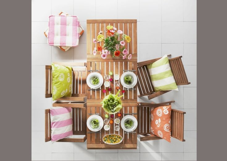 applaro table set with pillows table decoration tables sets beaches