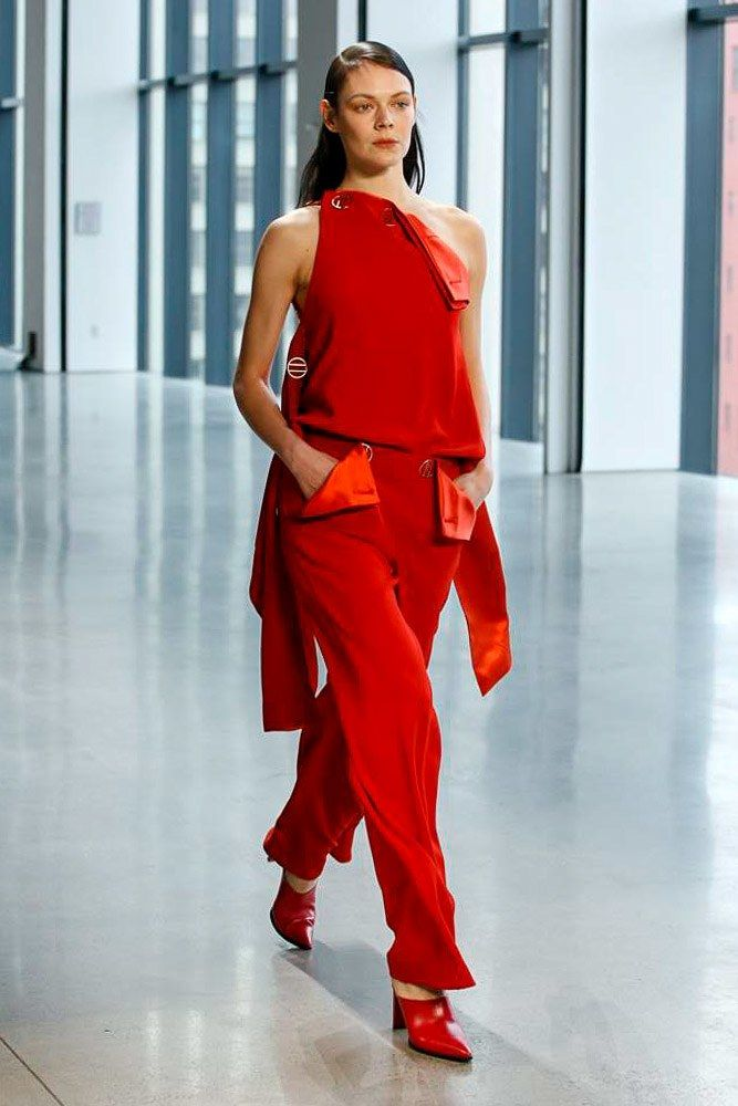 Dion Lee Fall 2018 Ready-to-Wear Collection - Vogue