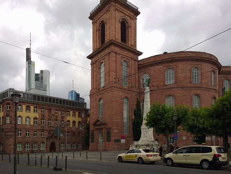 Frankfurt am Main in the end of June 2014. Lumia 1020 photo by Auvo Veteläinen.