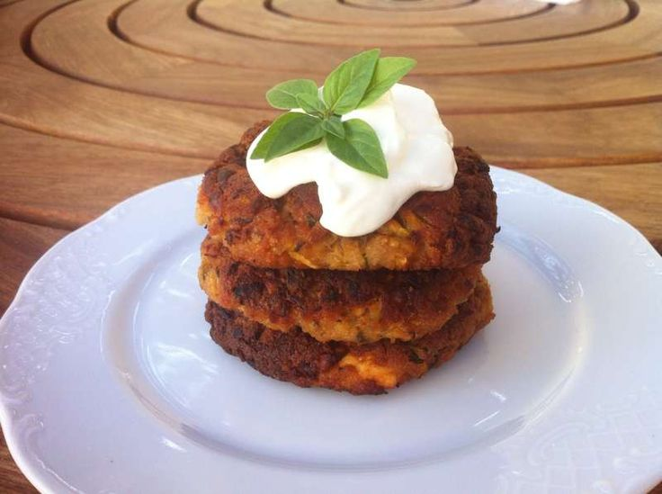 Traditional Greek Kolokithokeftedes (Fried Zucchini/Courgette Balls) Recipe