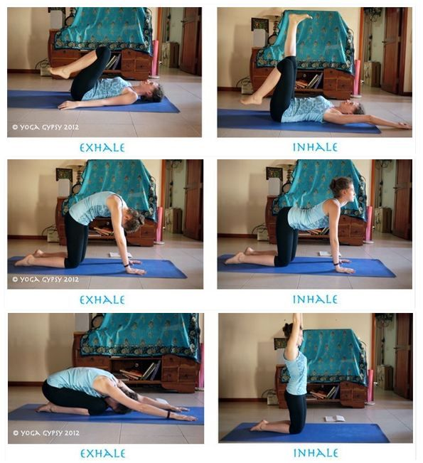 Pilates Mat Exercises For Lower Back Pain: 17 Best Images About BACK EXERCISES!! On Pinterest