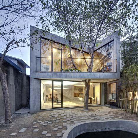 Tea House by Archi-Union: Dreams Houses, Trees Houses, Balconies, Modern Architecture, Interiors Design, Treehouse, Interiordesign, Archie Union Architects, Teas Houses