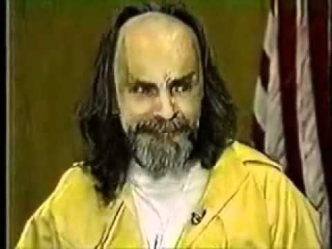 Charles Manson Best Quote. - YouTube
