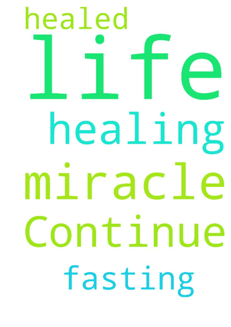 Continue to pray for a miracle healing in my life I - Continue to pray for a miracle healing in my life I am fasting to get healed Posted at: https://prayerrequest.com/t/NR3 #pray #prayer #request #prayerrequest