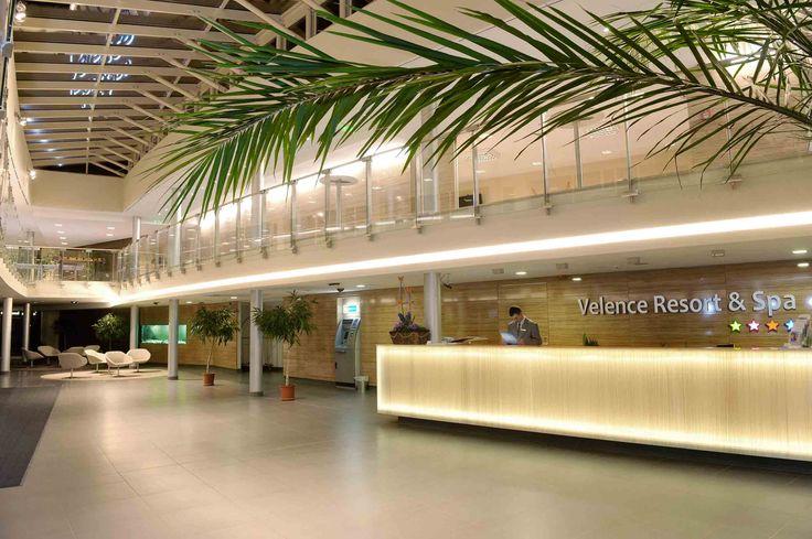 Velence resort & spa - Hungary / reception