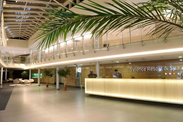 Velence resort & spa - Hungary / reception