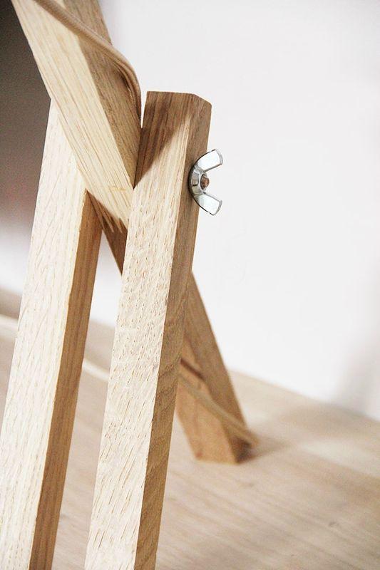 Cool The Easiest Wood Lamp Tutorial  #Bedside #DIY #Handmade #Recycled #Rustic…