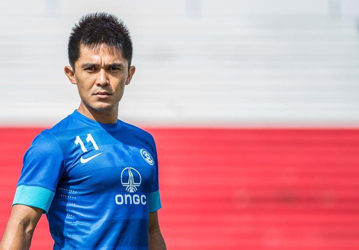 Sunil - Indian National Team Captain