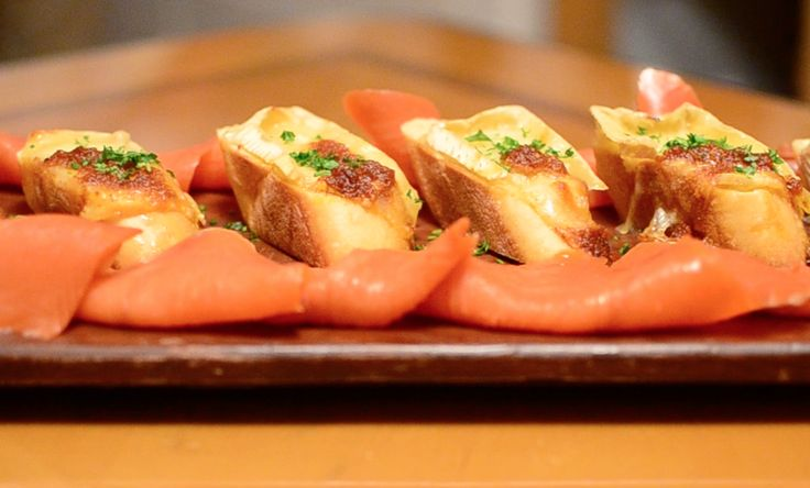 This is an incredibly simple and delicious recipe for vegetarian crostini's.  Just toss the ingredients in and let the blender do the work, no knife skills are needed! The light, creamy flavour of melted brie along with the savoury sweetness of the tomato paste and honey will make your taste buds explode!