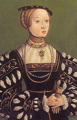 Елизавета Габсбург(нем.Elisabeth von Österreich,польск.Elżbieta Habsburżanka; 9.06.1526,Линц-15.06.1545,Вильна)  королева-консорт Речи Посполитой из рода Габсбургов,супруга короля Сигизмунда II Августа.Детей в браке не было.
