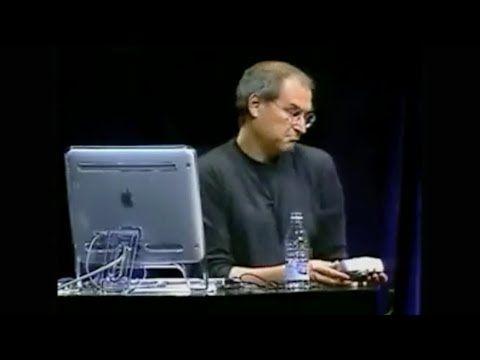 Así eran las rabietas de Steve Jobs en diferentes eventos de Apple - http://www.soydemac.com/asi-eran-las-rabietas-de-steve-jobs-en-diferentes-event/