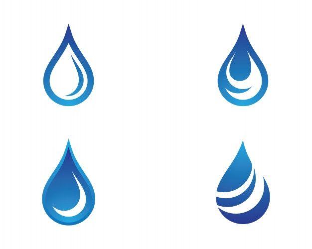 Water Drop Symbol Illustration Premium V Premium Vector Freepik Vector Logo Business Tree Abstract In 2021 Water Logo Water Icon Water Drops