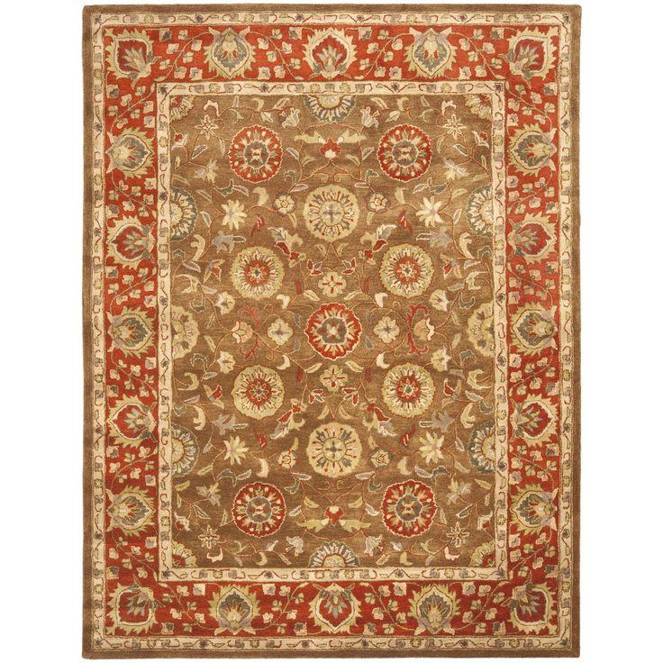 6 X9 Handmade Persian Wool Silk Area Rug Oriental Design: Best 25+ Rust Color Schemes Ideas On Pinterest