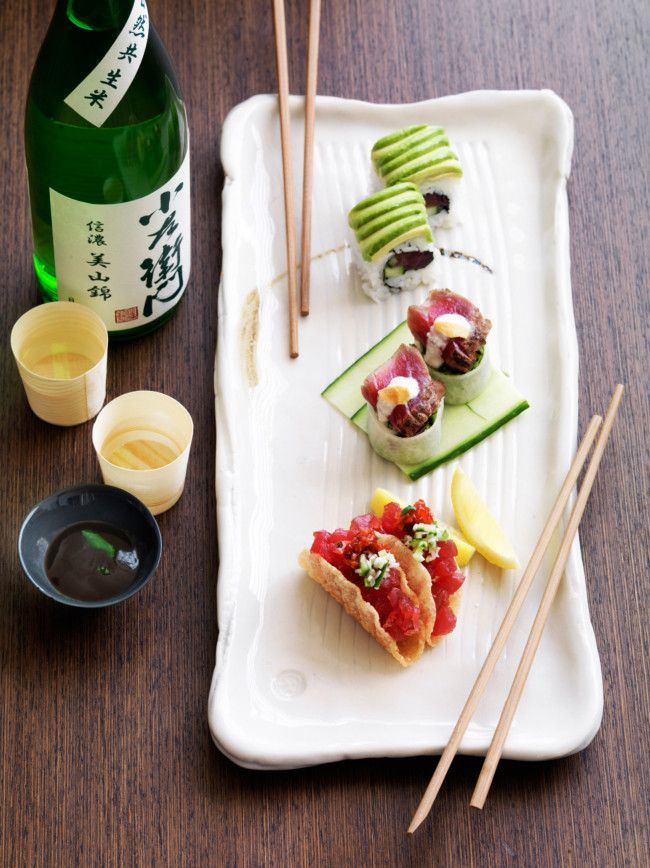 Sake, The Rocks Japanese Cuisine Eight things to do in Sydney this weekend gallery - Vogue Living