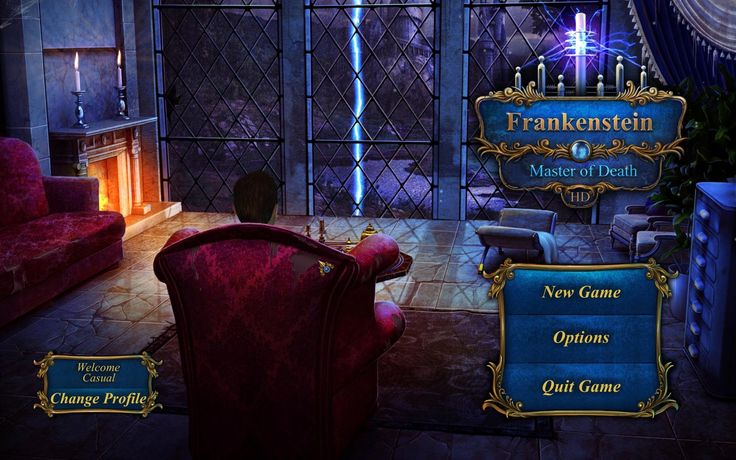 Download for PC: http://www.bigfishgames.com/download-games/28801/frankenstein-master-of-death/index.html?channel=affiliates&identifier=af5dc3355635 Frankenstein 2: Master of Death PC Game, Hidden Object Games. Save Doctor Frankenstein from his creation! Viktor Frankenstein managed to resurrect the dead body, and now his creation broke loose and trying to kill Viktor and his wife Elizabeth! Download Frankenstein 2: Master of Death game for PC for free!