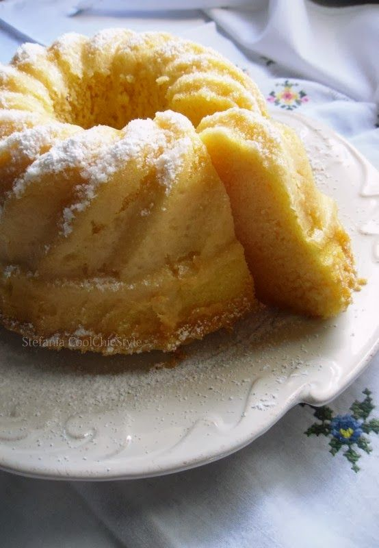 Cool Chic Style Confidential : Dolci   ricetta brasiliana   torta con latte condensato (Bolo de leite condensado)