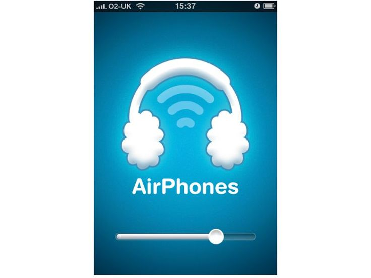 AirPhones review | Turn your iPhone into wireless headphones Reviews | TechRadar