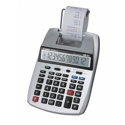 Portable Printing Calculator