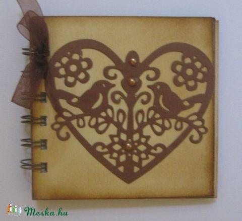 Meska - Jókívánságok lánybúcsúra - vendégkönyv esküvőre Milevi kézművestől