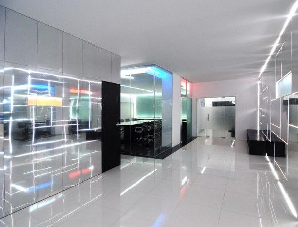 Genesis Technology Group Project BD Architects Office LightingOffice Interior DesignGroup