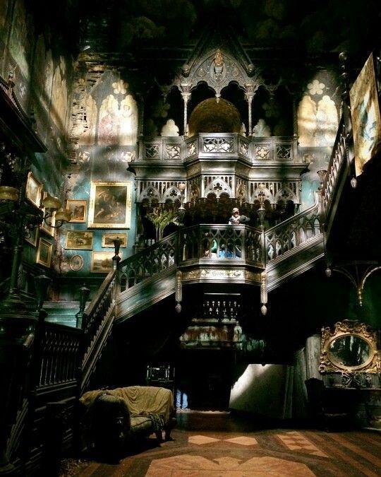 Allerdale hall architecture pinterest einrichten und for Gothic wohnen