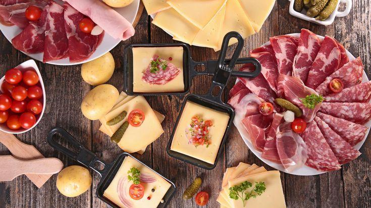 Raclette-Rezepte: Basis-Zutaten und neue Ideen – Patrick Schäfer   – sRaclette
